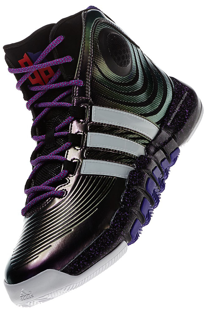adidas D Howard 4 Iridescent Purple G99369 (4)