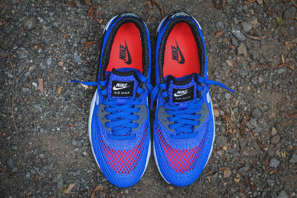 Nike Air Max 90 Ultra Breeze Royal (4)