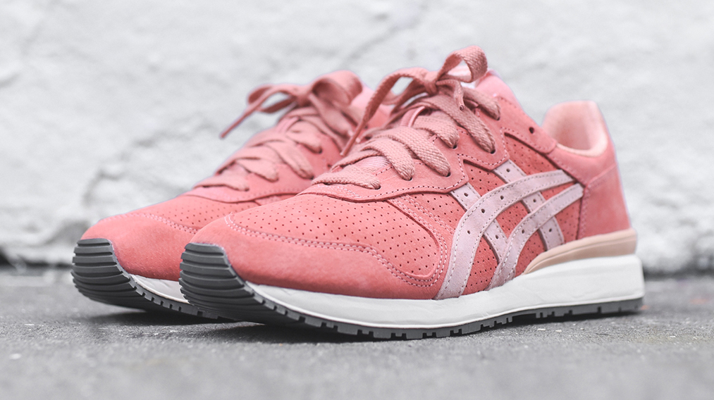 Asics Onitsuka Tiger Alliance Rose Gold Three Quarter
