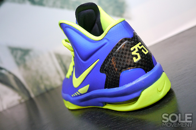 de8330729187 Nike KD V GS - Hyper Blue Volt