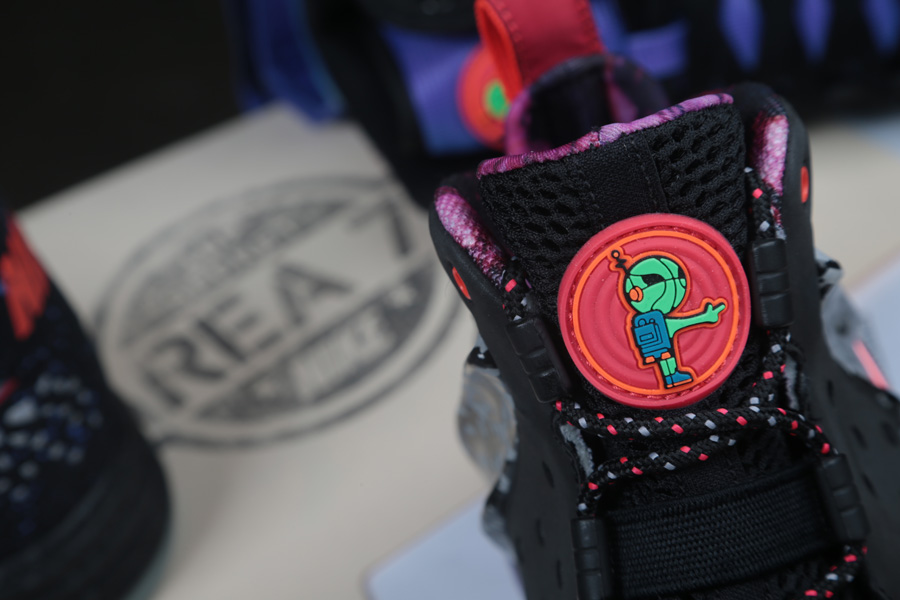 quality design b8bb3 1471c Nike s Erick Goto walks us through this weekend s Area 72 All Star  Collection and its extraterrestrial inspiration.