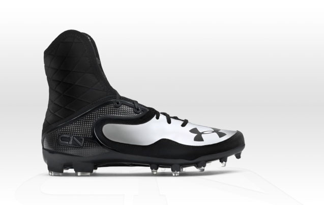 Under Armour Cam Highlight - Cam Newton Signature Cleats ...