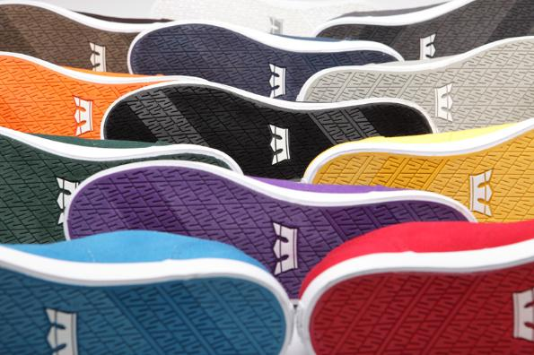 SUPRA Footwear - The Wrap - Spring 2011