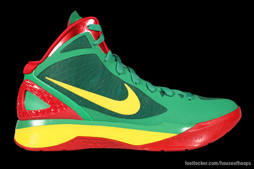 Nike Zoom Hyperdunk 2011 Lithuania. Nike Zoom Hyperdunk 2011   Lithuania at House of Hoops   Sole