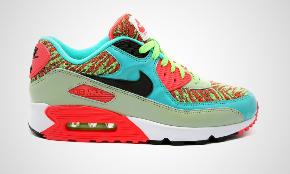 a210c2db400a49 Infrared  Nike Air Max 90s Transform for Anniversary Year