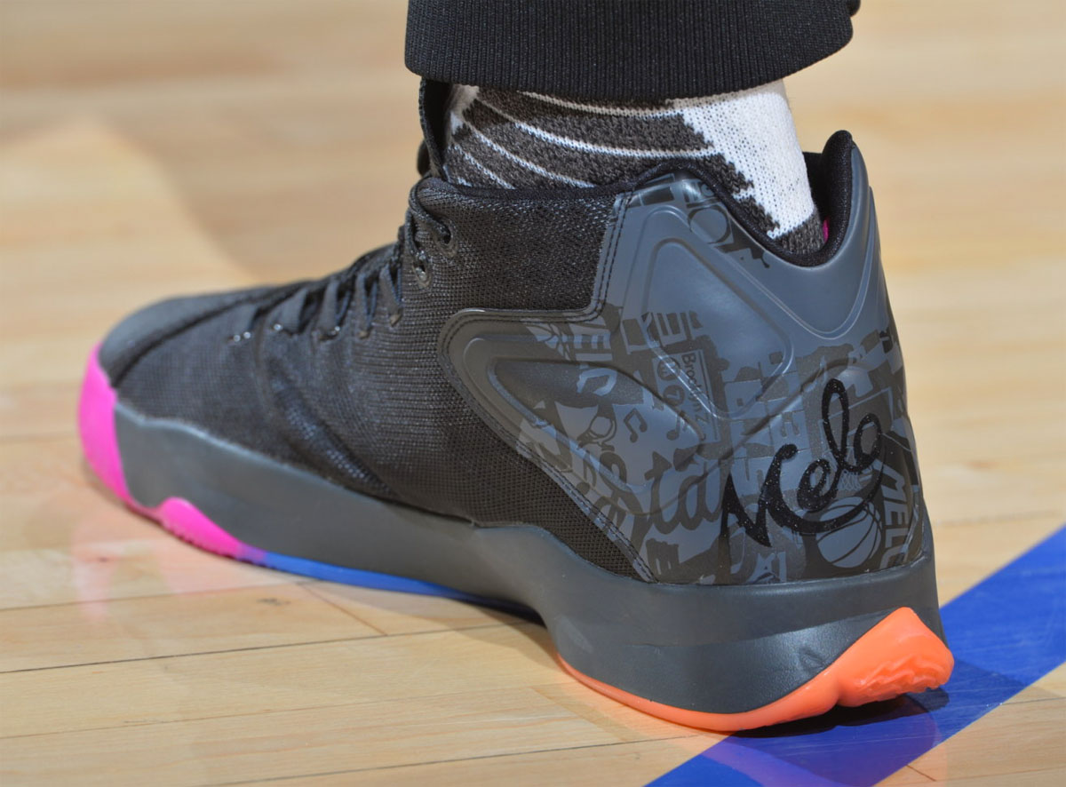 Carmelo Anthony New Shoes