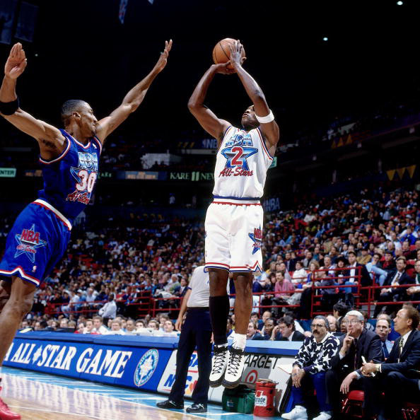 Sneaker Watch Nba All Star Flashback Sole Collector