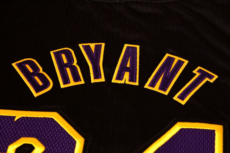 Los Angeles Lakers Unveil Hollywood Nights Black Alternate Uniforms (5)