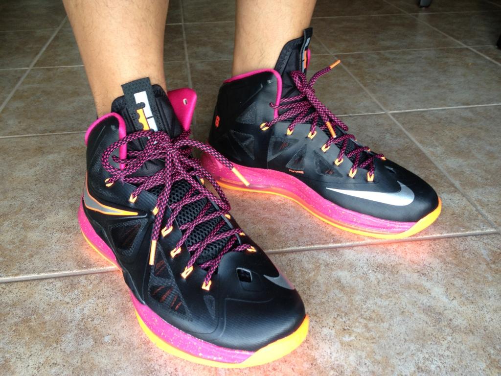 Nike Lebron 10 X X 10 Miami Florida d27b37
