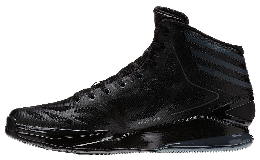 Adidas adizero Crazy Light 2 Blackout Sole Collector