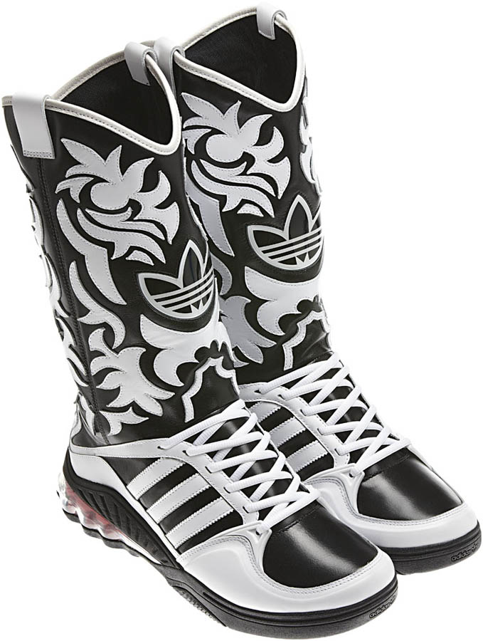 adidas Originals by Jeremy Scott - Spring/Summer 2012 - JS MEGA Softcell Boots V22820 (2)