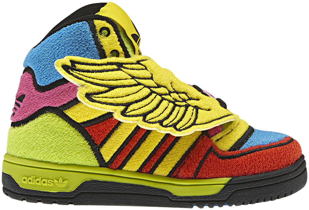 adidas Originals JS Wings Kids Fall Winter 2012 G61110 (1)