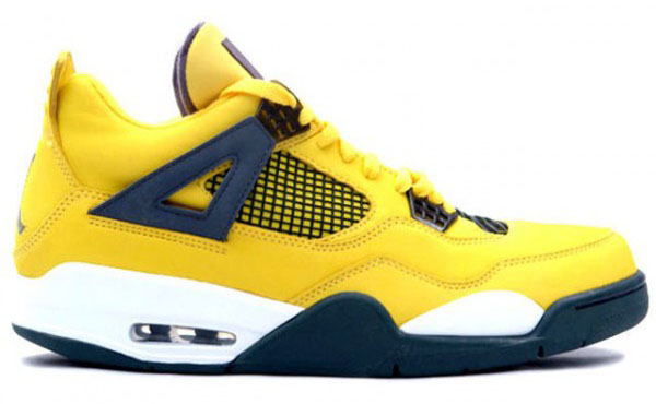 8088bf333713d9 The Top 10 Bootleg-Looking Air Jordans That Are Real - Air Jordan IV 4