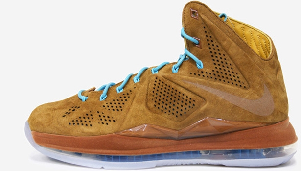 Nike LeBron X EXT Hazelnut