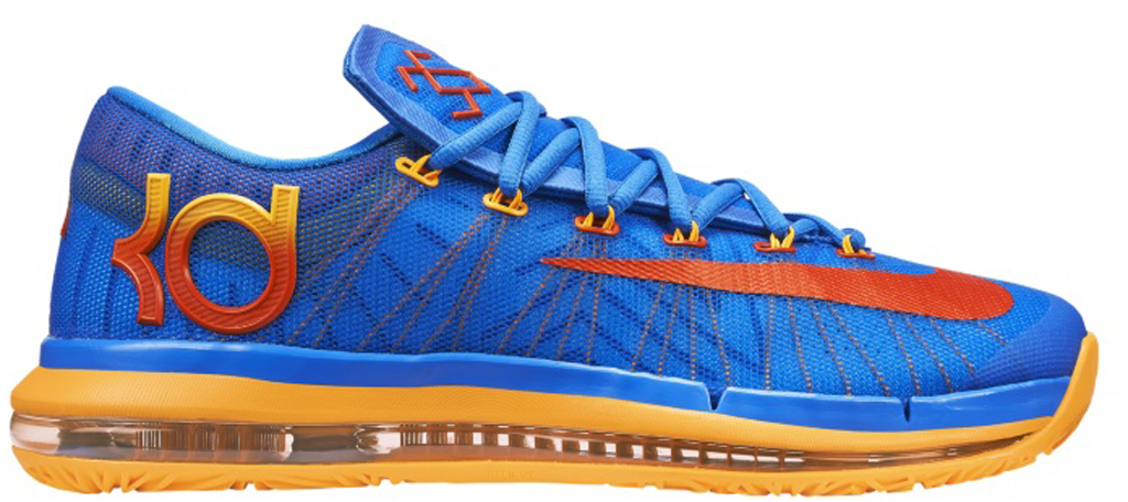 Nike KD VI  The Definitive Guide to Colorways  93555be95405