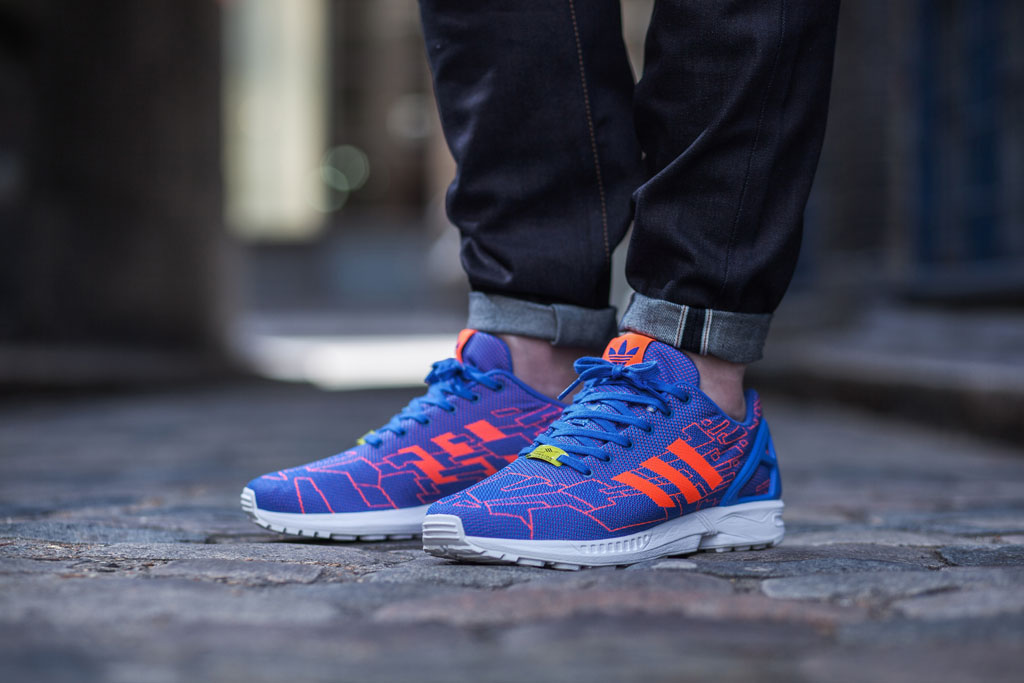 purchase cheap ec01a 9d5ab adidas ZX Flux Weave Pattern Pack | Sole Collector