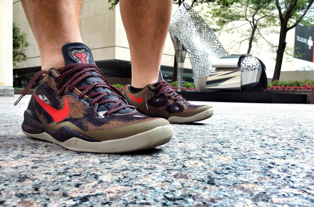 Spotlight // Forum Staff Weekly WDYWT? - 9.21.13 - Nike Kobe 8 System Python by Shooter