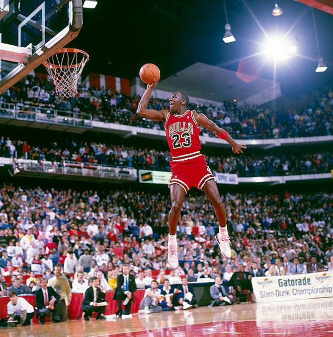 52 Michael Jordan Photos (12)