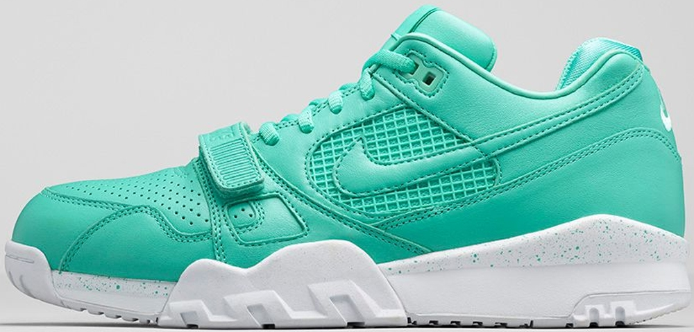 Nike Air Trainer II Premium Crystal Mint/Crystal Mint-White