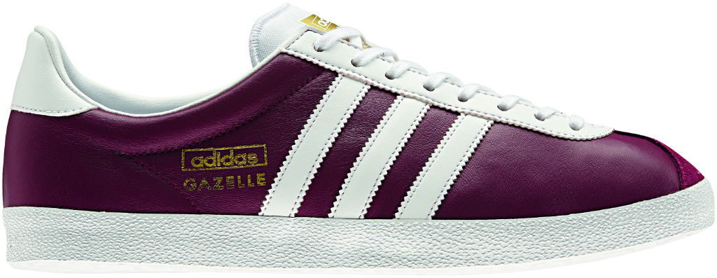 adidas Originals Archive Pack - Spring/Summer 2013 - Gazelle OG Purple Q23179