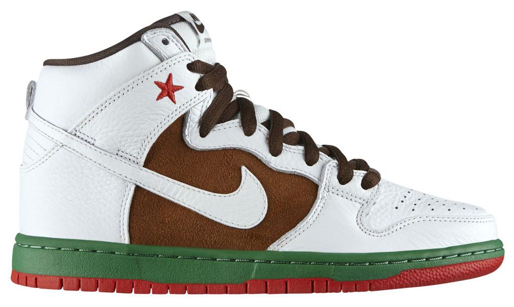 2965255c7d3e Nike Dunk High SB Cali Release Date 313171-201 (1)