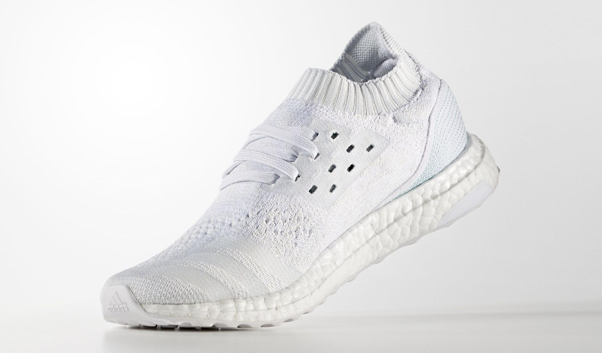 Image via Adidas Parley Adidas Ultra Boost Uncaged Medial