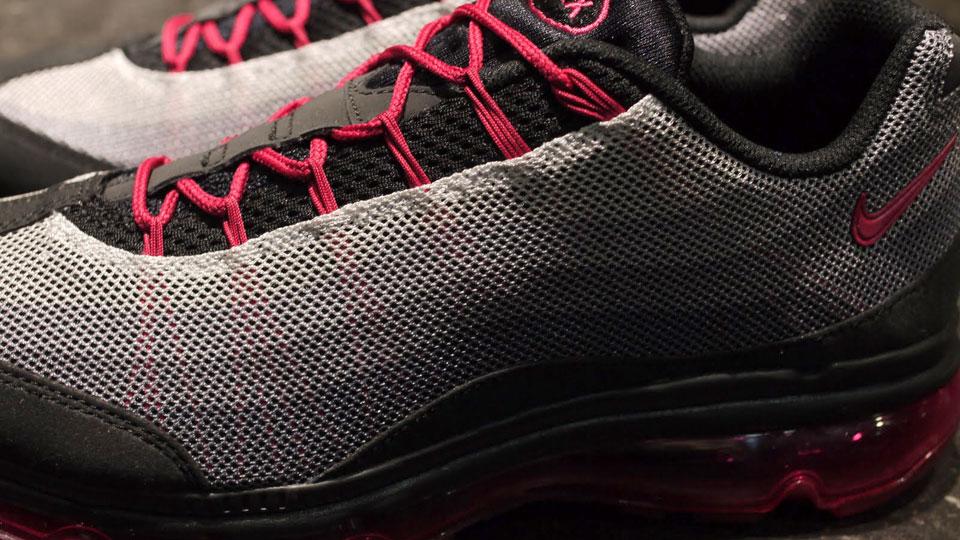 Nike Air Max 95 Grey And Pink