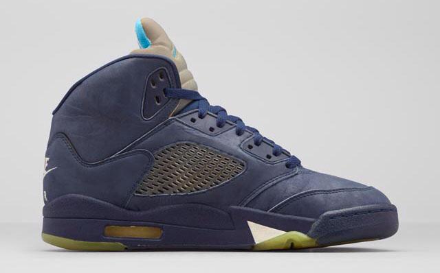 The Original 'Pre-Grape' Air Jordan 5