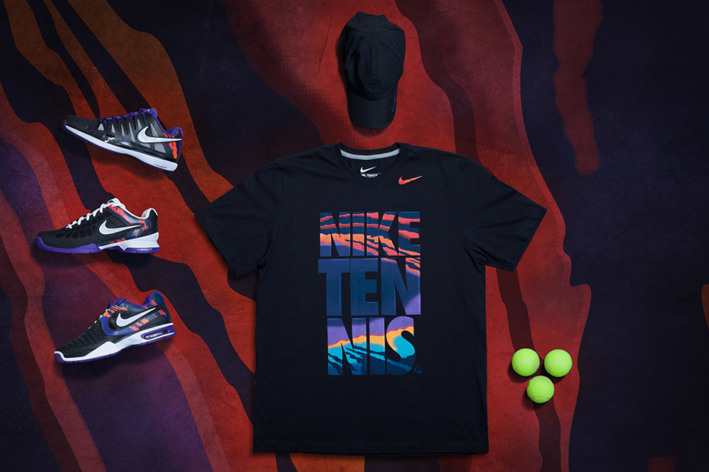 Nike Tennis Flame Collection (1)