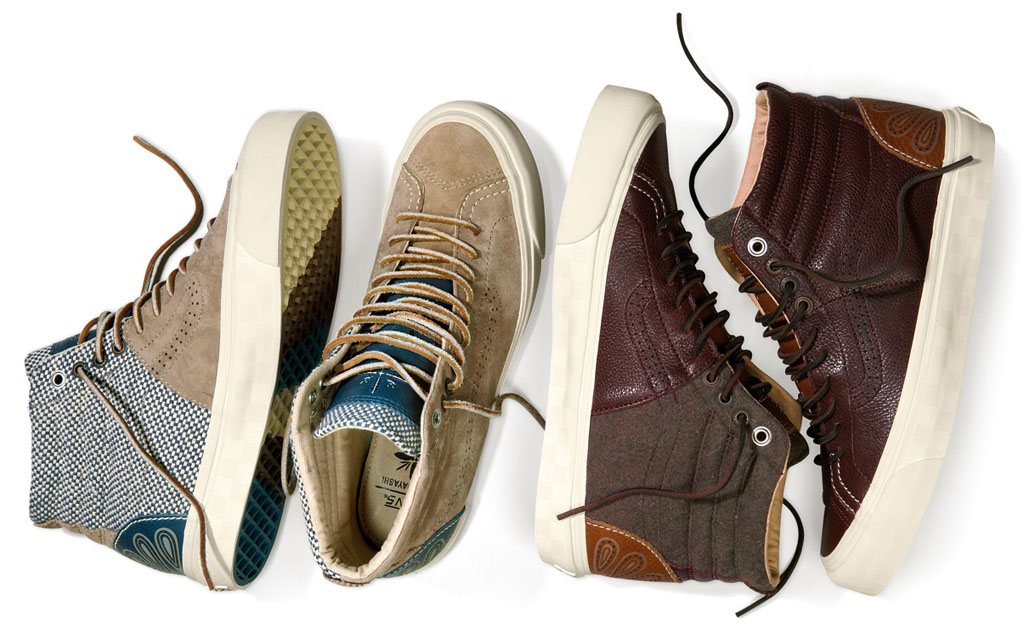 Taka Hayashi Introduces Two New Vans Vault Capsules | Sole