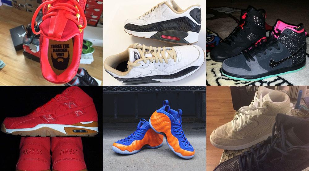 a88baf2de17af Celebrity Sneaker Pickups  11.30.14