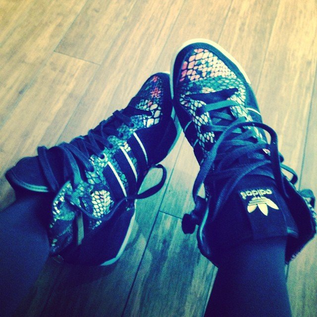 Madonna Picks Up Big Sean x adidas Originals Metro Attitude