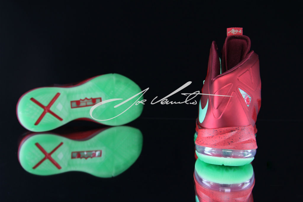 Jordan Shoe Christmas Ornament