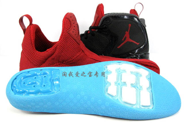 Air Jordan 2012 Black Red Grey 508318-010 (12)