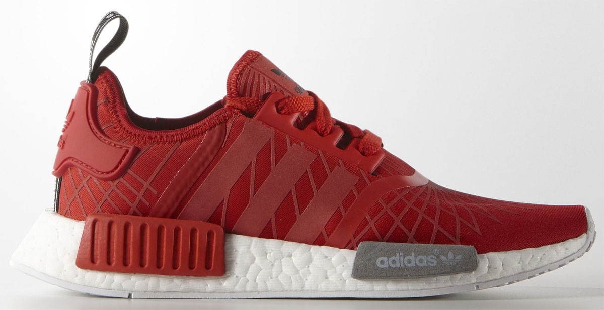 adidas NMD Women's Red