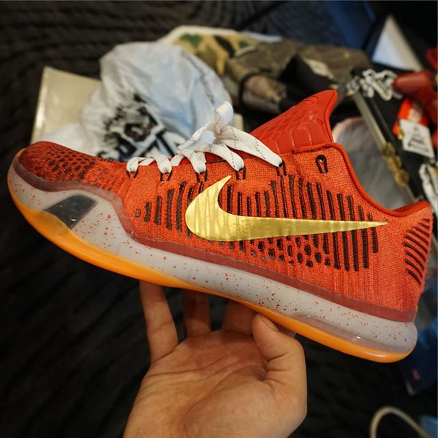 0dfcf6e697fd The 50 Best Nike Kobe 10 Elite Low iD Designs On Instagram (Right ...