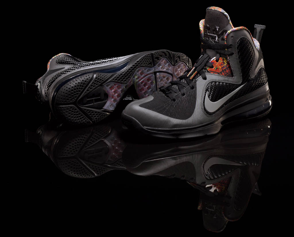 Nike LeBron 9 Black History Month Official (1)
