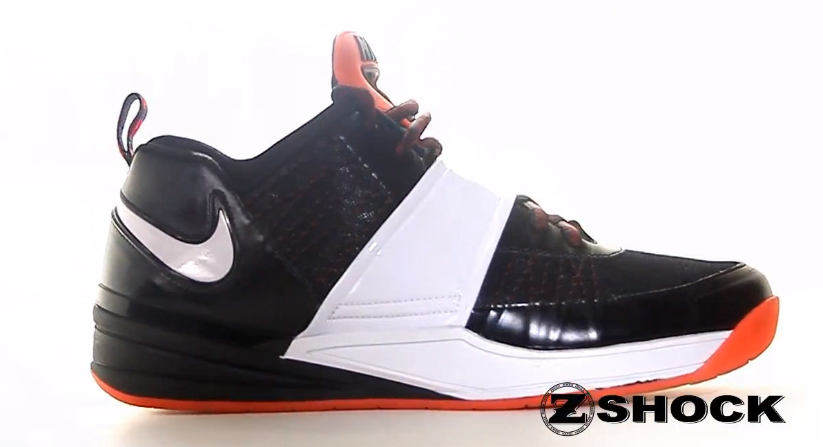 Nike Zoom Revis 1 Black White Red (1)