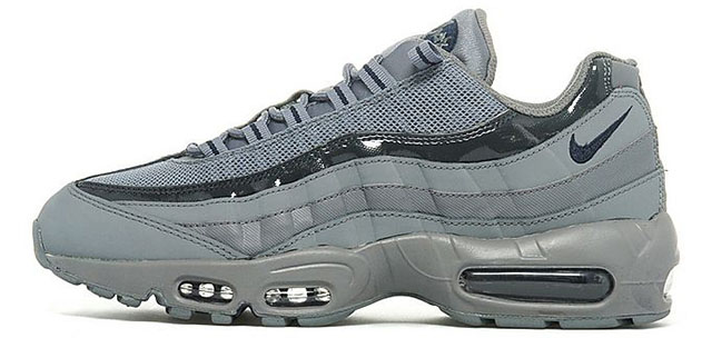 Nike Air Max 95 - Cool Grey/Obsidian (1)