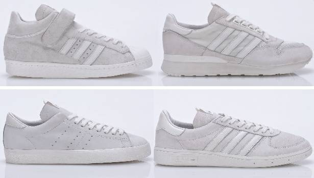 adidas Originals Consortium Returns - Fall/Winter 2011