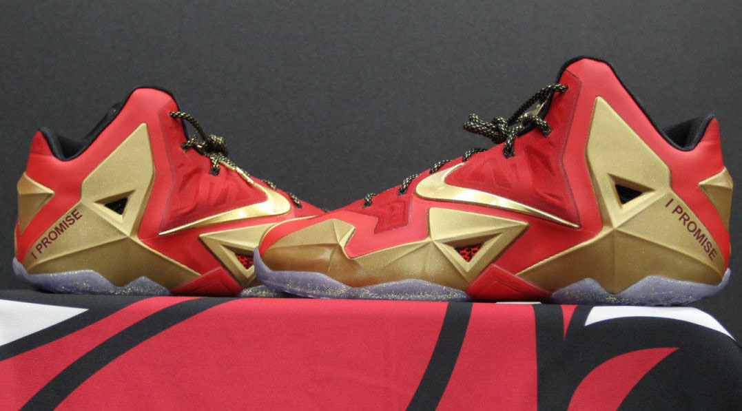 Nike LeBron 11 XI 'Ring Night' PE (3)