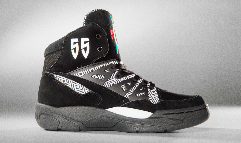 adidas Mutombo Black/White - Official Photos (3)