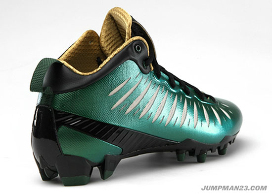 Jordan Super.Fly PE Cleats Charles Woodson Green Bay Packers (2)