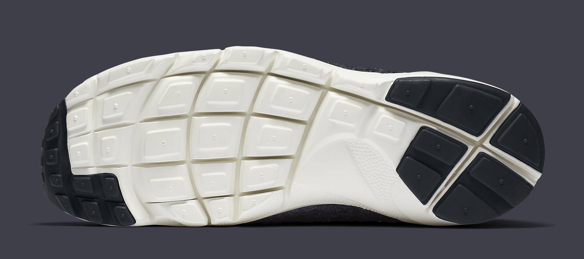 separation shoes cb920 85b4c Image via Nike Nike Footscape Woven Chukka Denim 857874-400 Sole