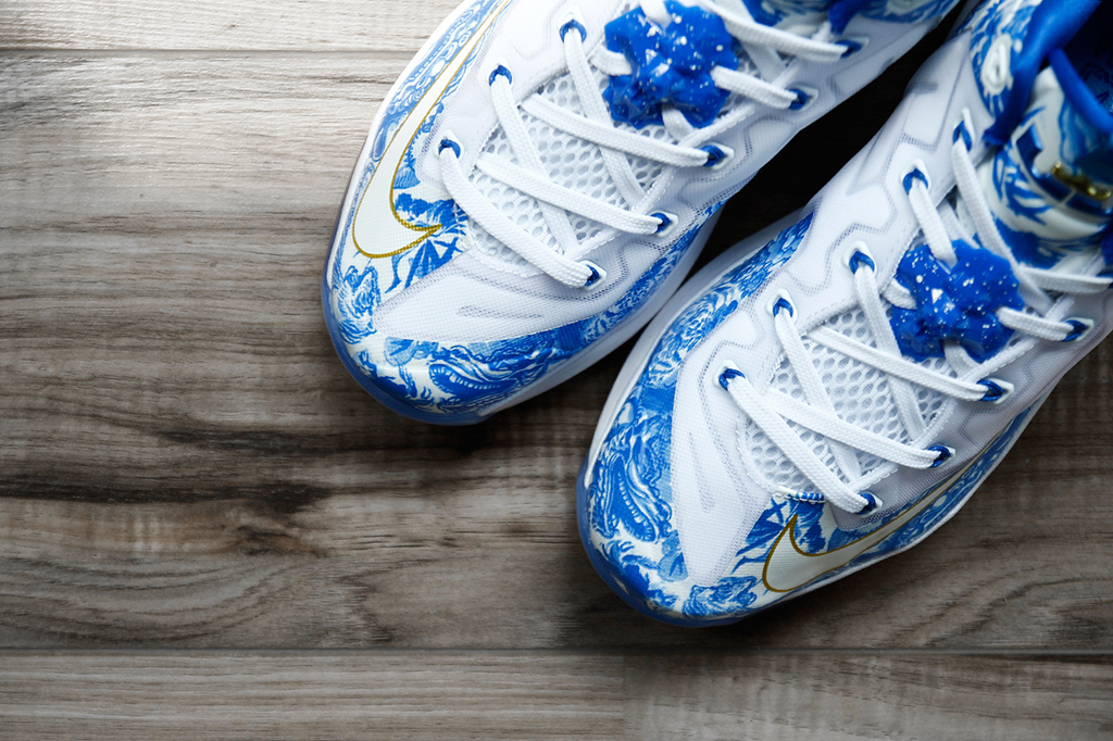 0ec6e149869d Look out for the  China Pack  Nike LeBron 11 Low along with the Kobe 9 EM  at select Nike retailers in limited quantities later this summer.