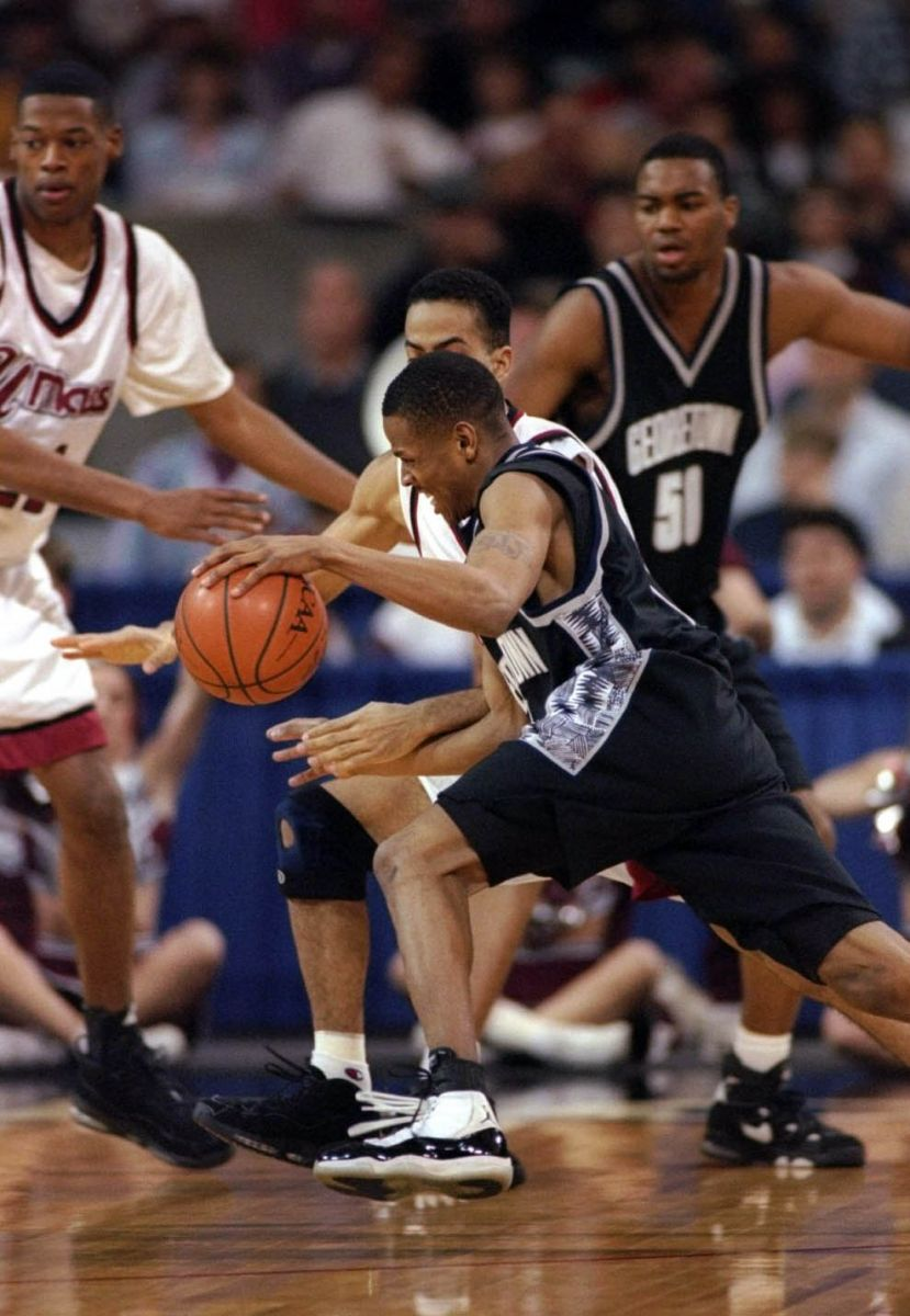 March Madness The Best Sneakers Worn By Georgetown Sole
