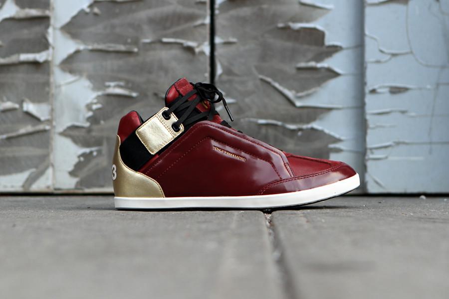 ab2628410 adidas Y-3 Kazuhiri - Red   Gold