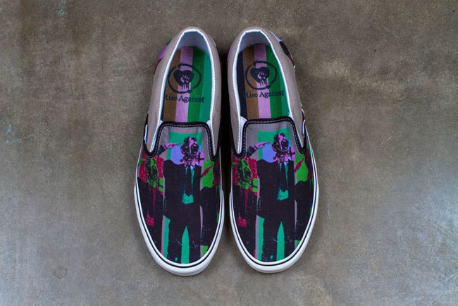 e1c1ea2cb2 Vans to Re-Release Four Band Collaborations at SXSW