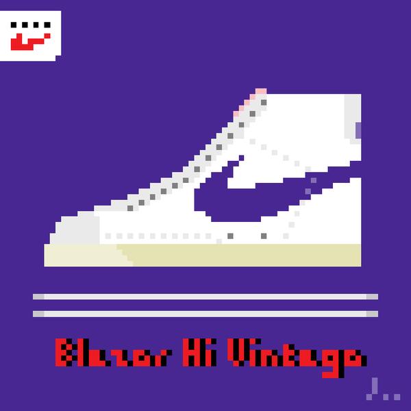 Pixel Art Sneakers By Joo Jaebum Sole Collector
