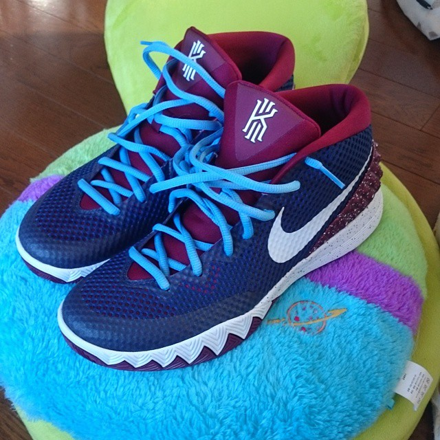 Hot Sale Nike Kyrie 1 What The iD